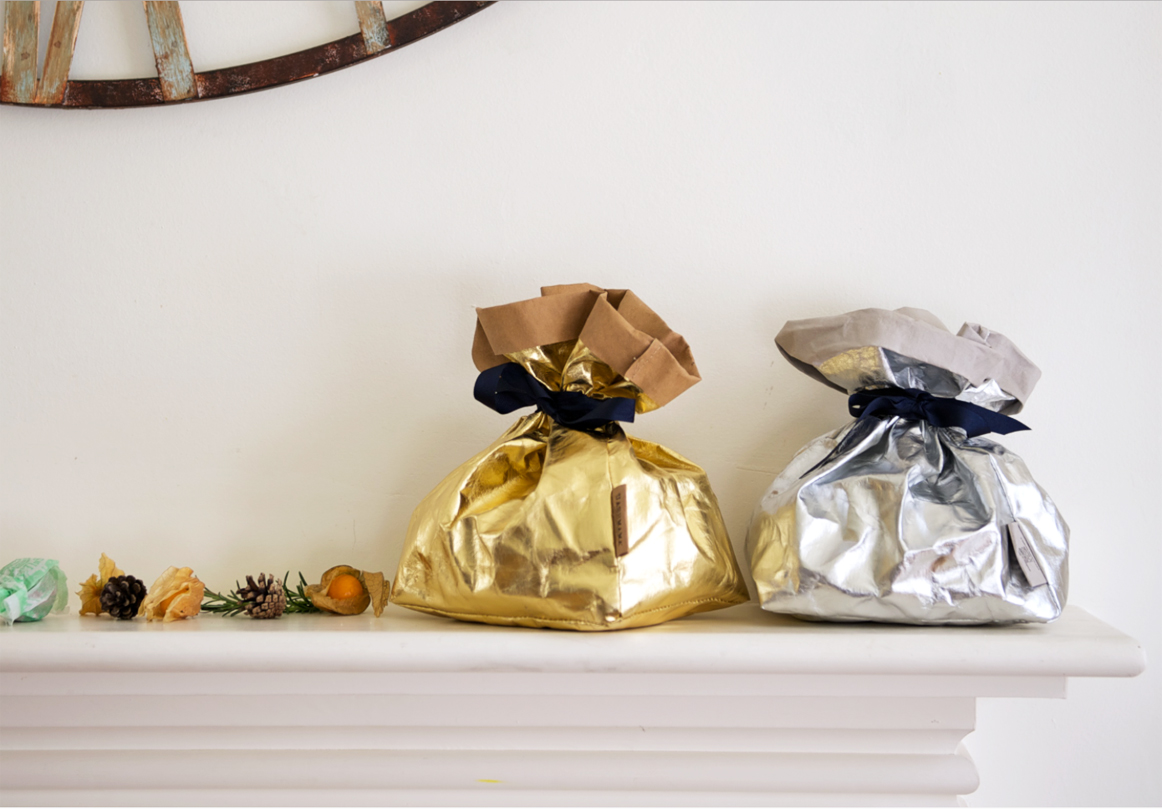 Washable Uashmama paper bags, made in Italy, from Velvet & Dash. From £12 www.velvet-dash.com