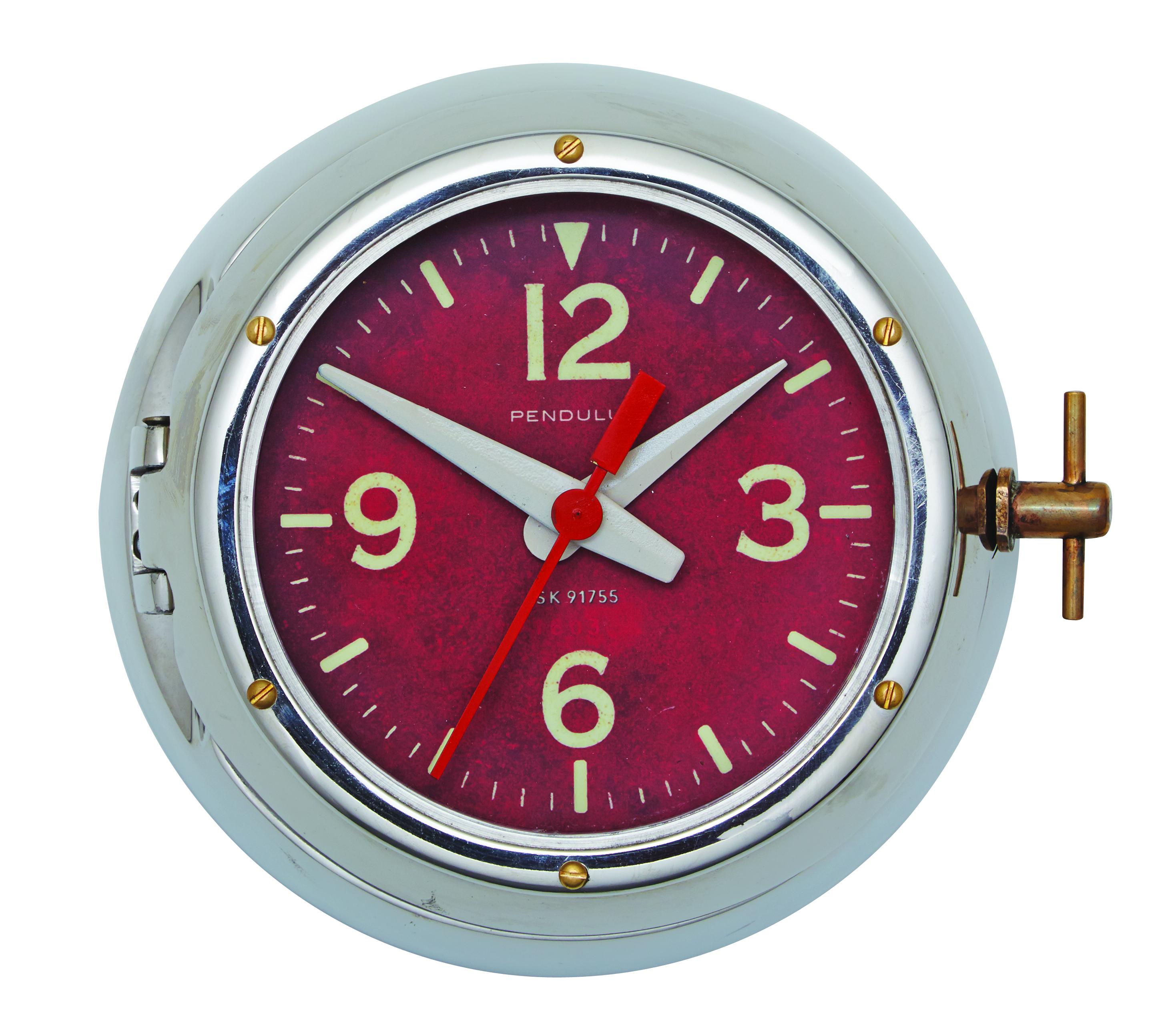 Deep Sea wall clock, £129 at Escapology