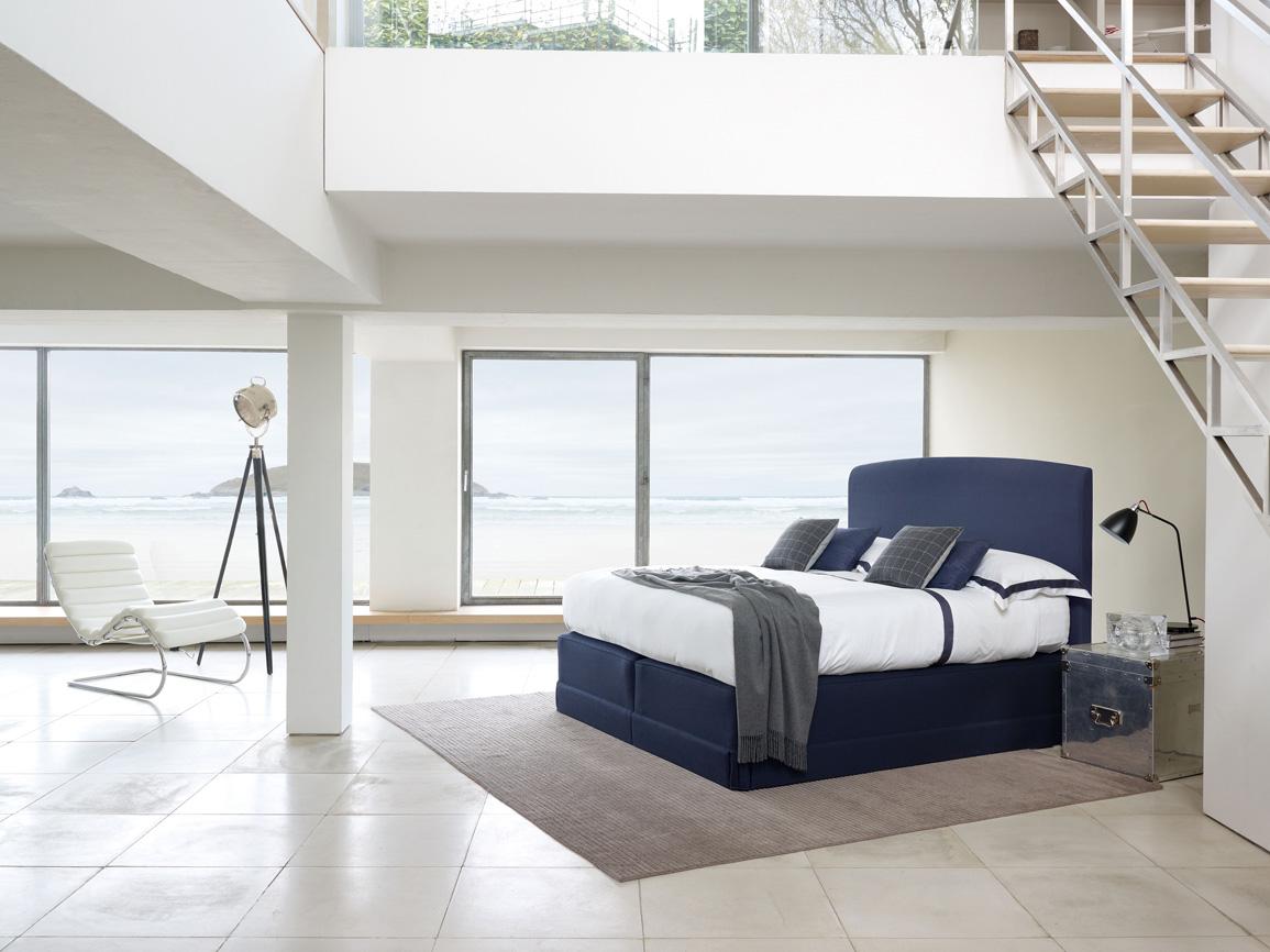 Devon based Vi-Spring's Signatory hand-made sprung mattress and divan