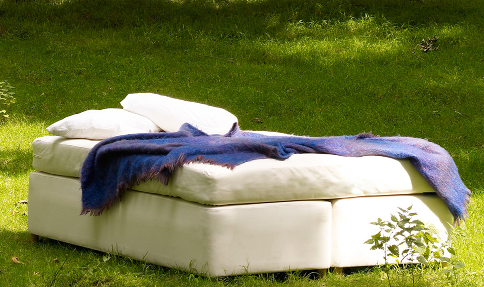 Abaca Organic mattresses are free of FR chemicals