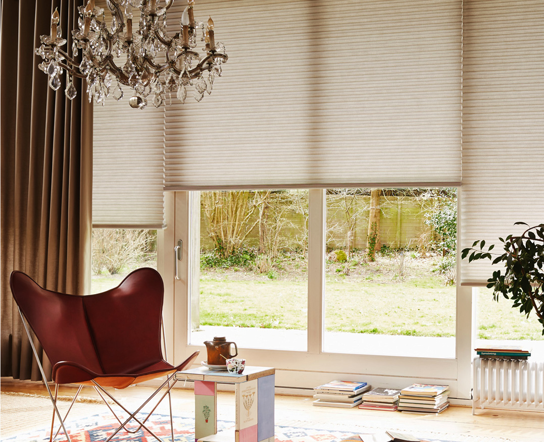 Duette blinds are perfect for all rooms
