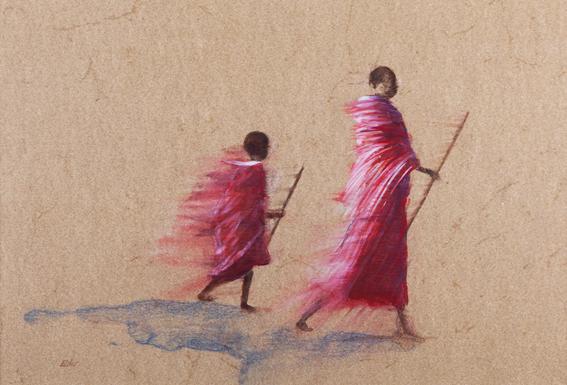 Masai by Sarah Elder
