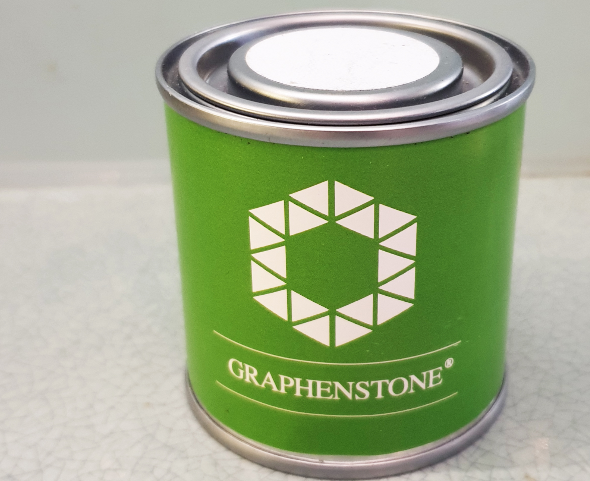 Graphenstone Paint from Spain contains graphene fibres and no plastic. It has C2C certification and