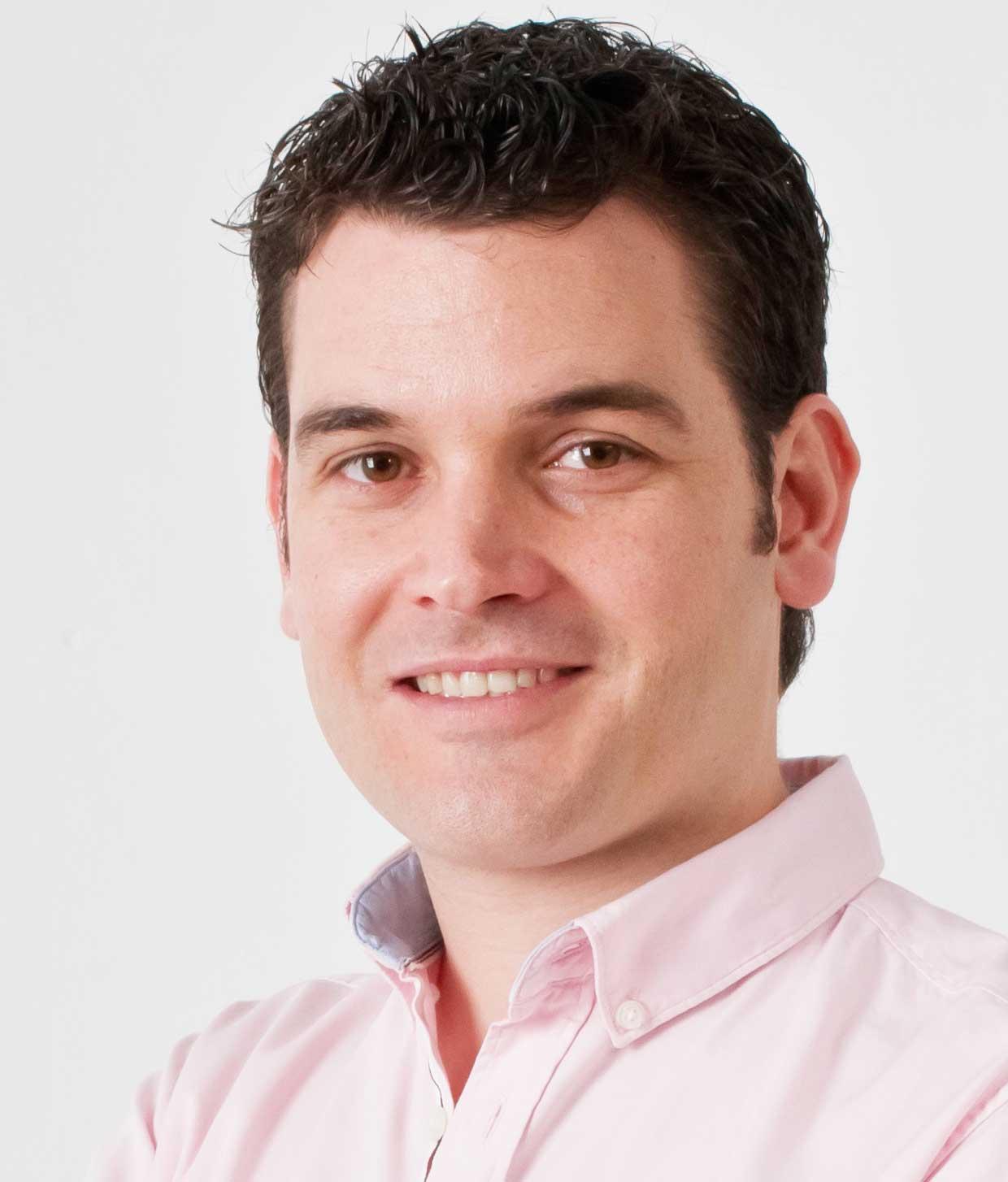 Descafé designer Raúl Laurí