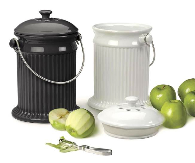 Ceramic pails with carbon filters by Judge Cookware