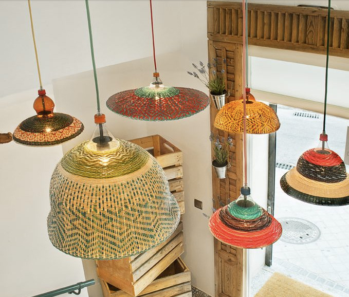 Pet Lamps look amazing in a group