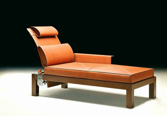 Luxury Spanish brand Tresserra Collection leathers are in natural shades