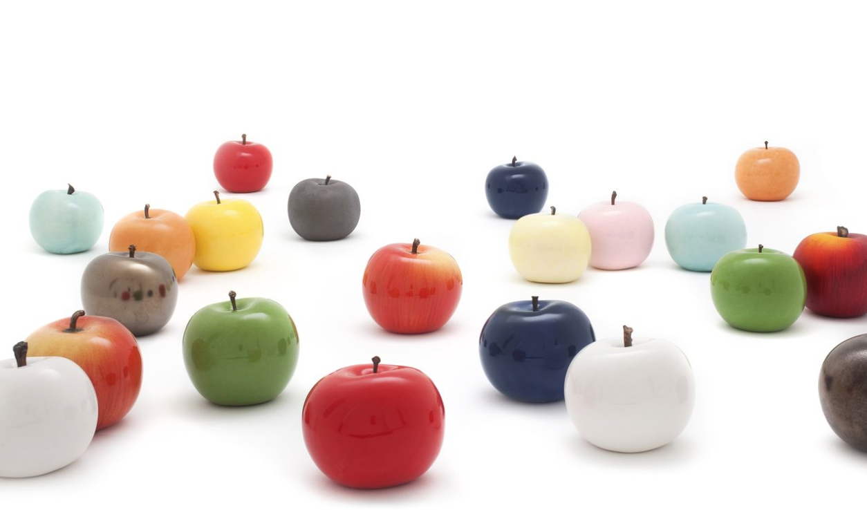 apples galore by Lisa Pappon