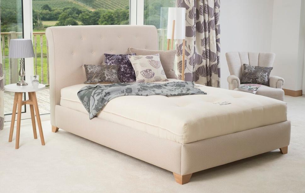 Appledore mattress from Cottonsafe Natural Mattress of Devon
