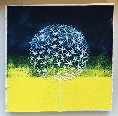 Make A Wish plaster relief series by Littleworks Creative, £95 framed. part of triptych. www.decomag