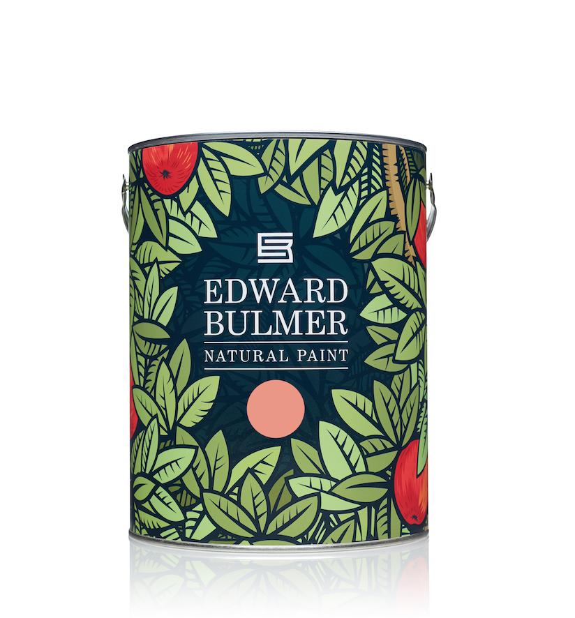 Edward Bulmer Natural Paint is plastic free