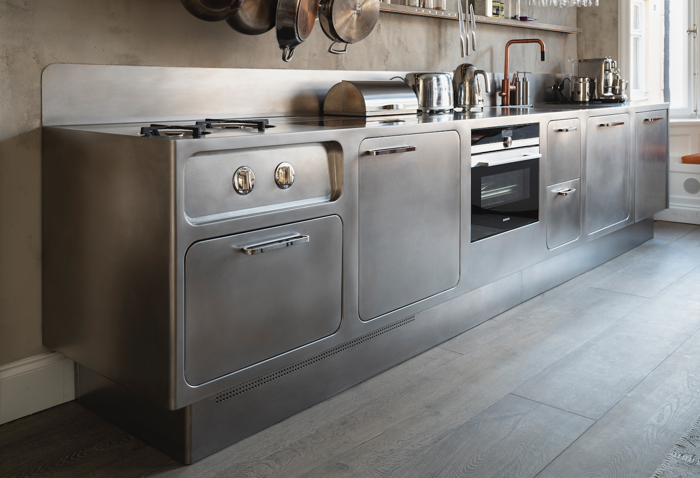 Abimis kitchens are made to last forever