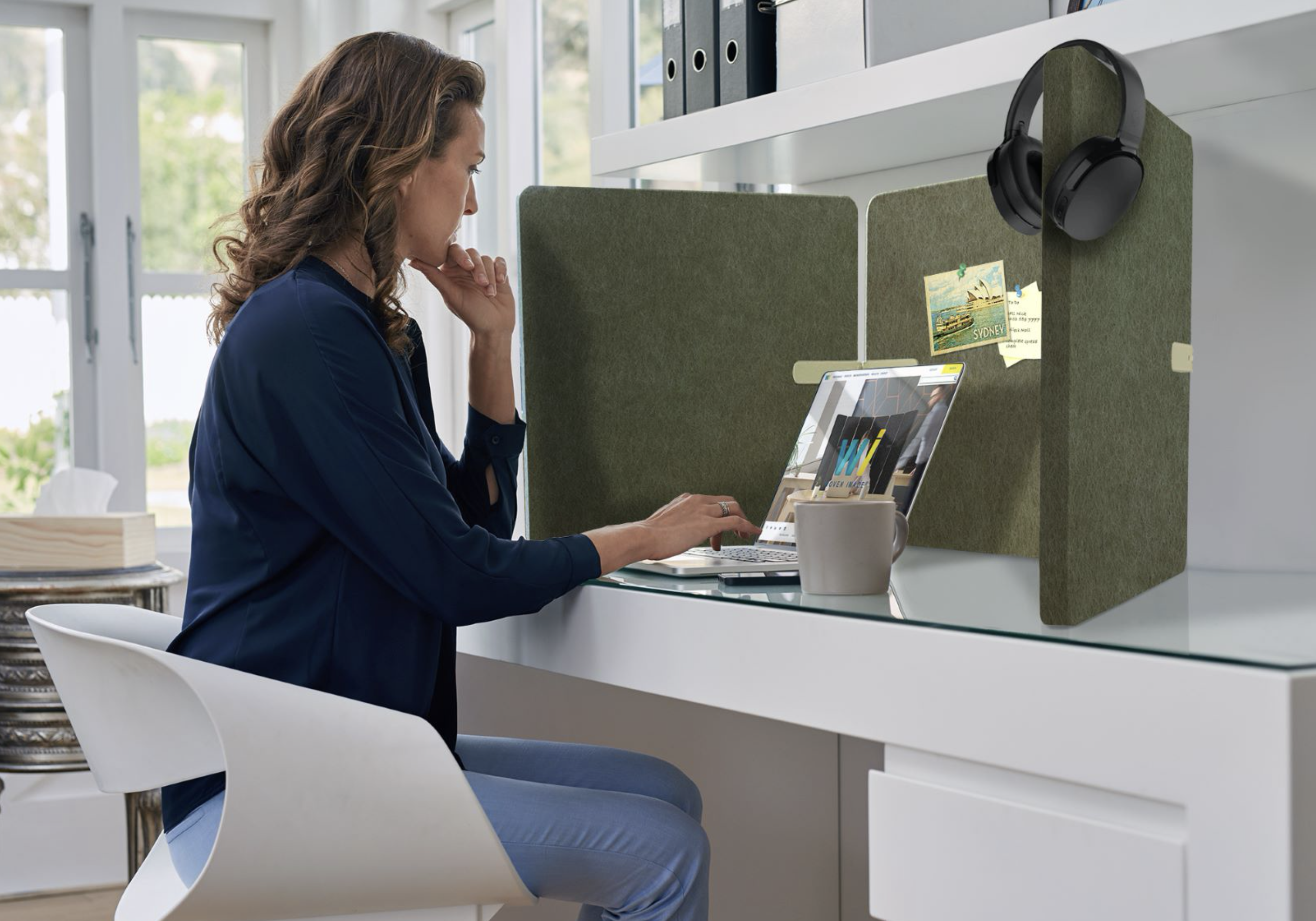EchoPanel from Woven Image is sound absorbing