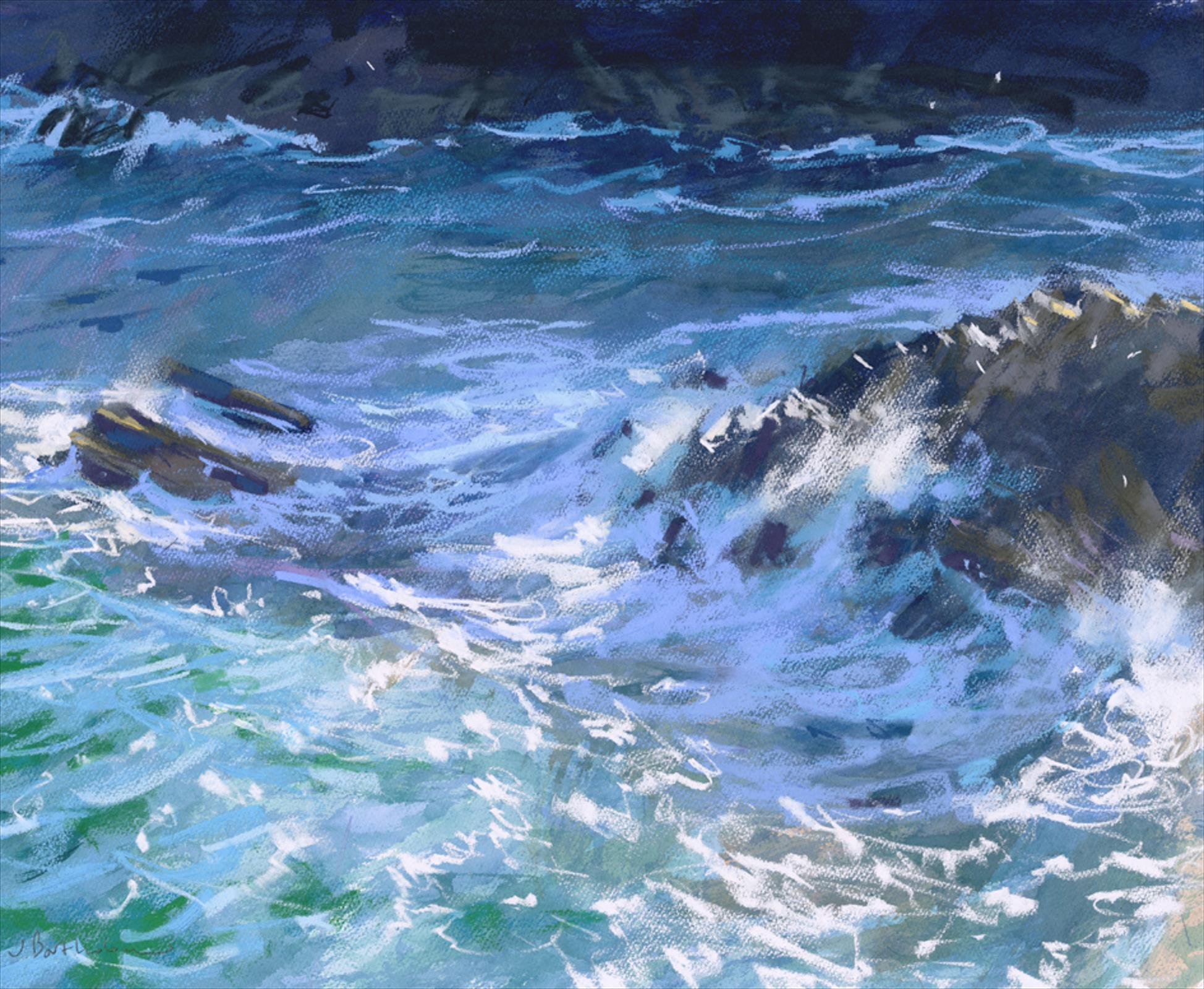 James Bartholomew Swell at Cadgwith Cove