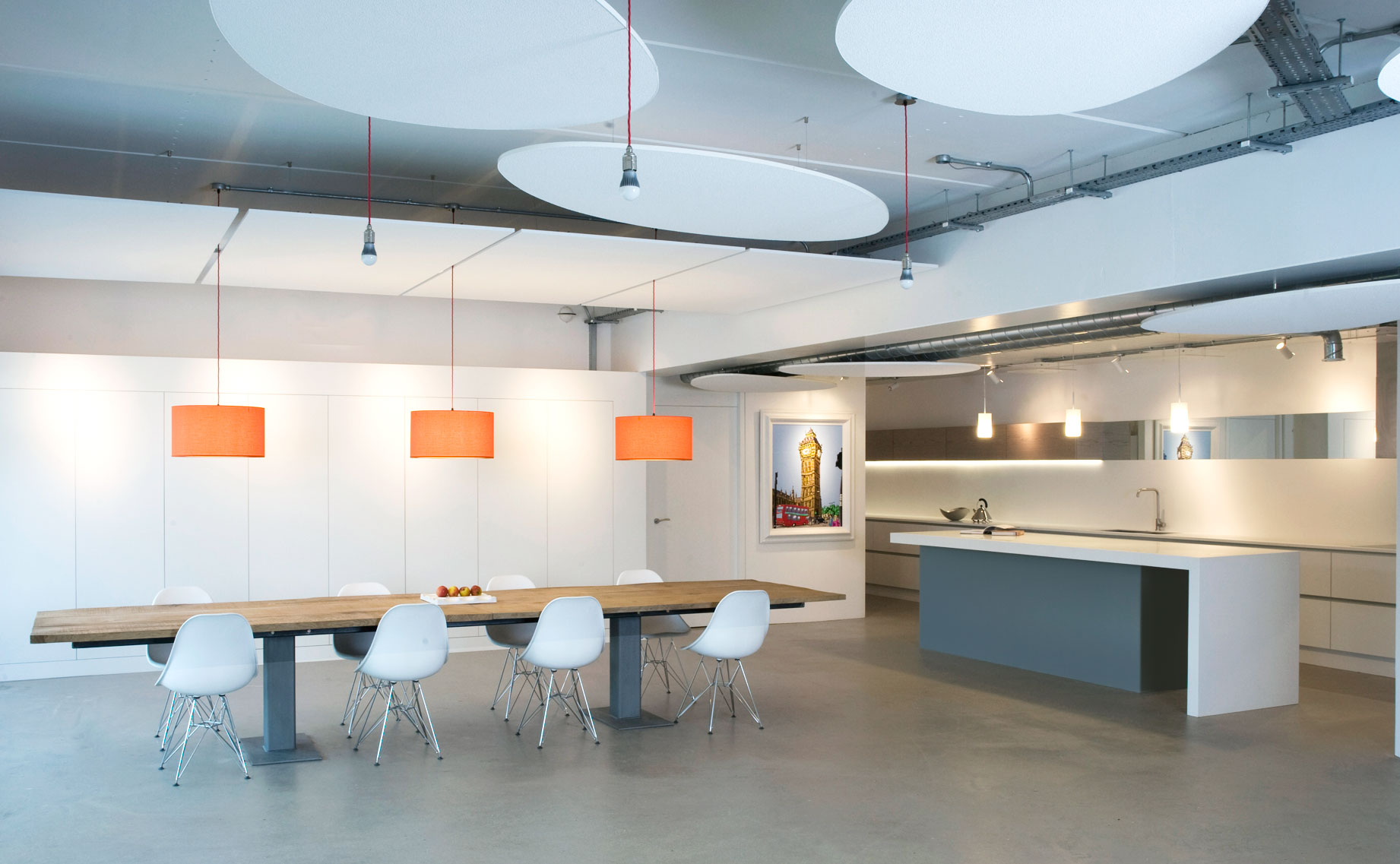 Kuche Kitchens offer superb modern style