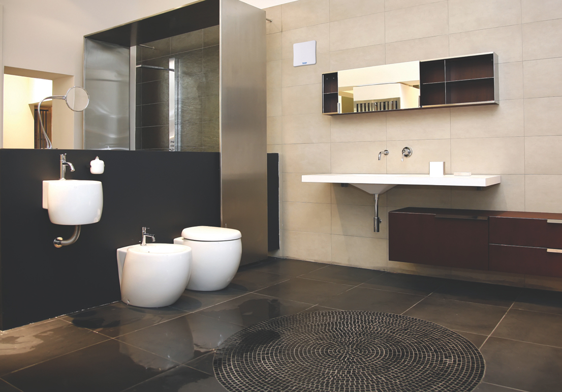 Grohe's Rapid SL loo has a whisper-quiet flush