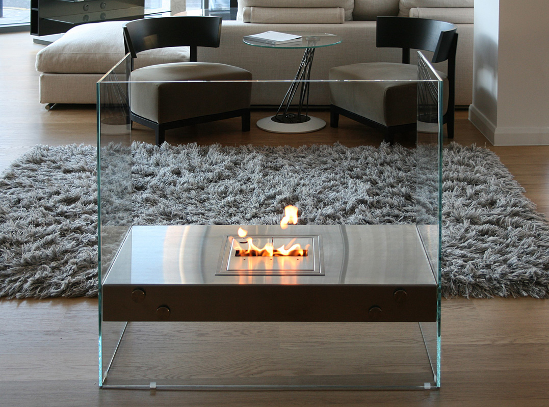 bio ethanol Eco Smart Igloo fires add a bit of extra heat in a room