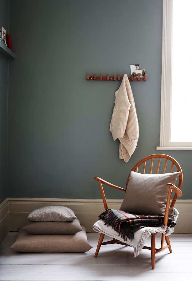 Ecos Organic Paints offers insulating paints in a host of lovely colours. £69.18 per 5L tin
