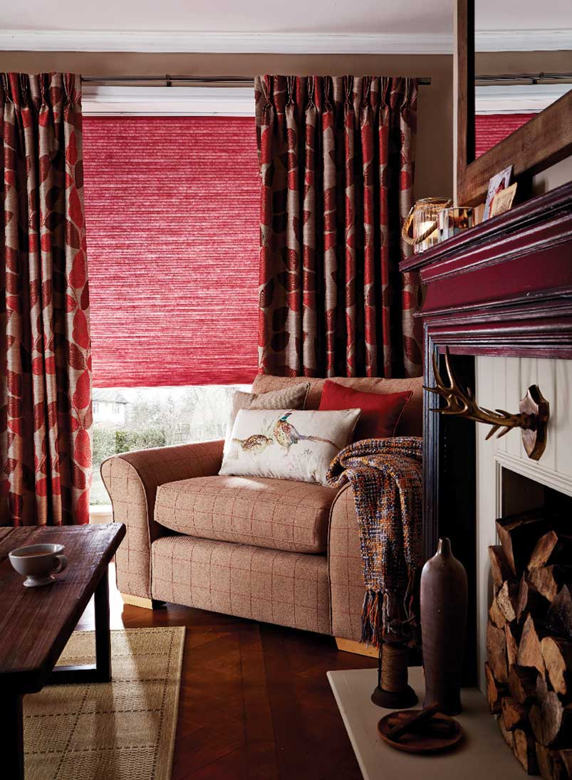Hillary's ThermaShade blinds are effective at reducing heat loss, prices from £219