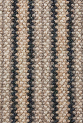 Manx Carpets' Ecostyle Quartz carpet contains 90% recycled PET and 10% wool. £23m2