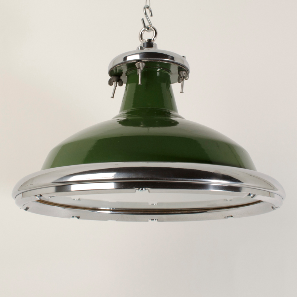 Trainspotters specialises in reclaimed lighting. www.trainspotters.co.uk