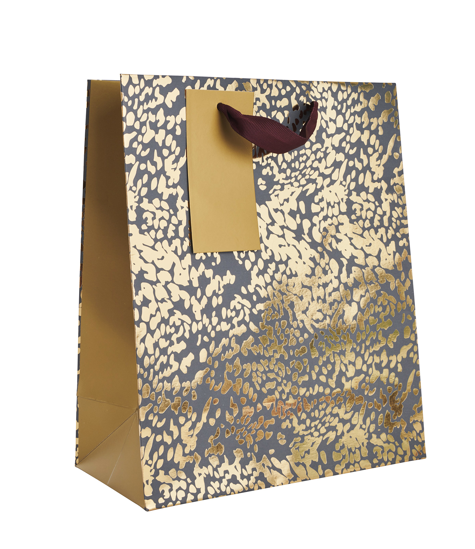 Fully recyclable gift bags