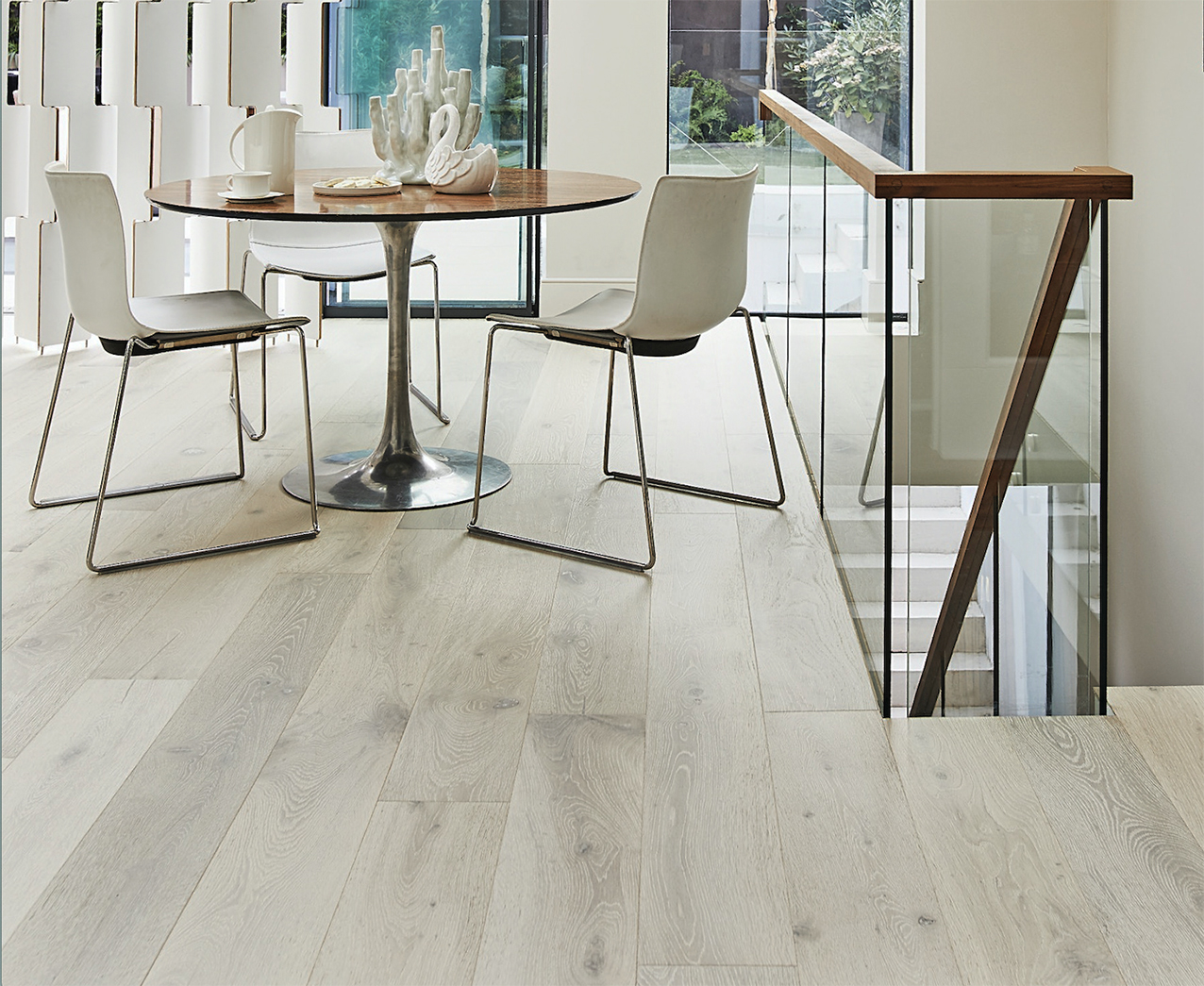 Quick step laminate is a good choice of eco floor