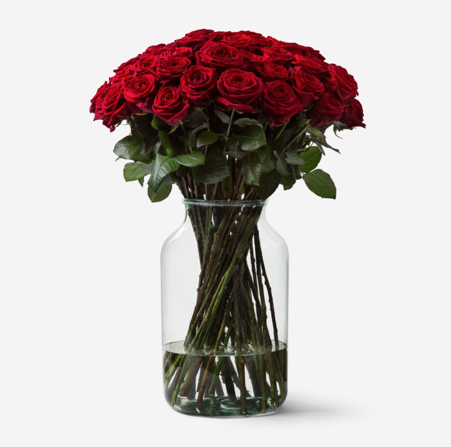 For wonderful roses, albeit it quite a price, look to Flowerbx. Roses are grown in Holland.