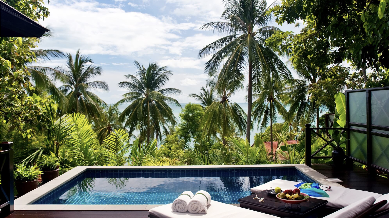 Tongsai Bay on Koh Samui, a Green Pearls-recommended eco hotel