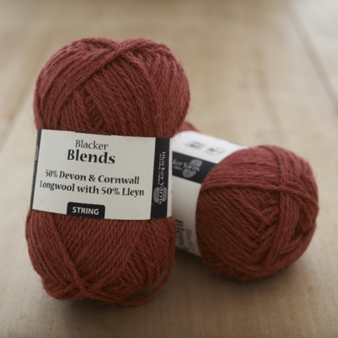 Organic British wool is a good choice of fibre on eco grounds
