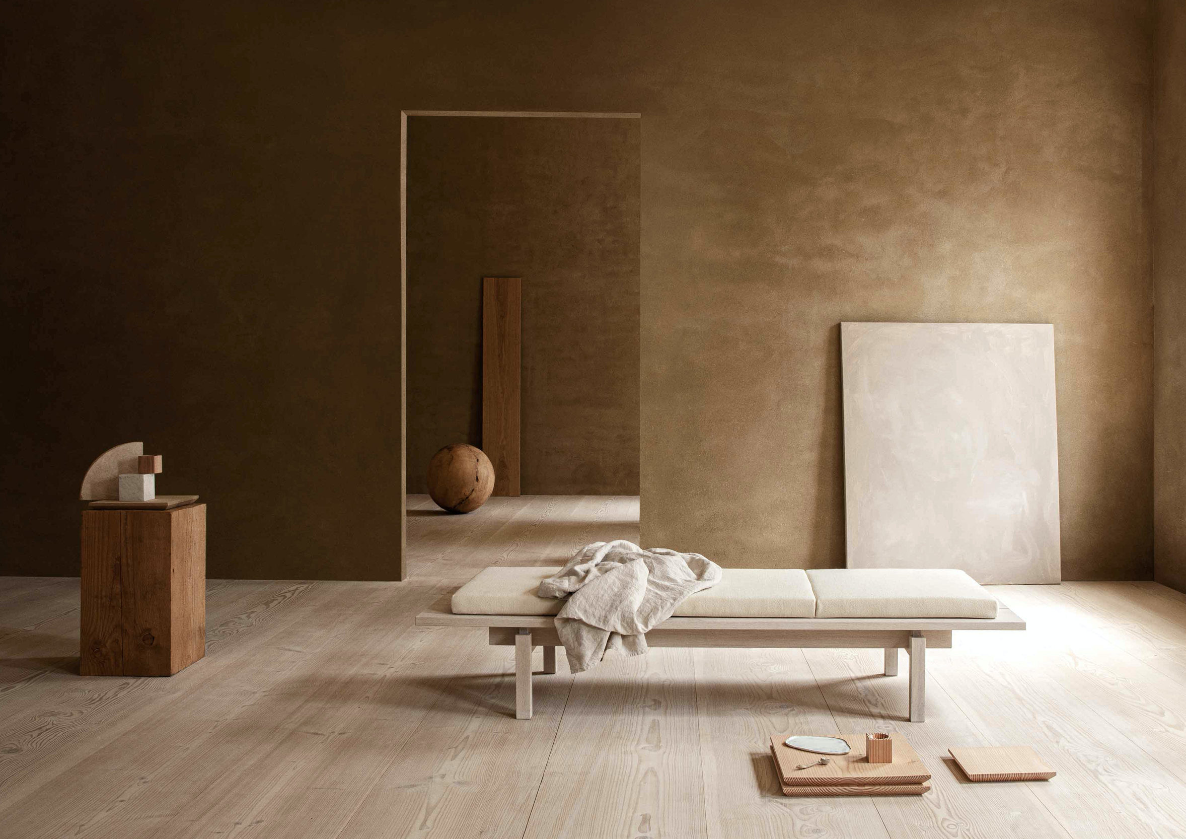 The super rich and super cool love Dinesen's wide plank floors
