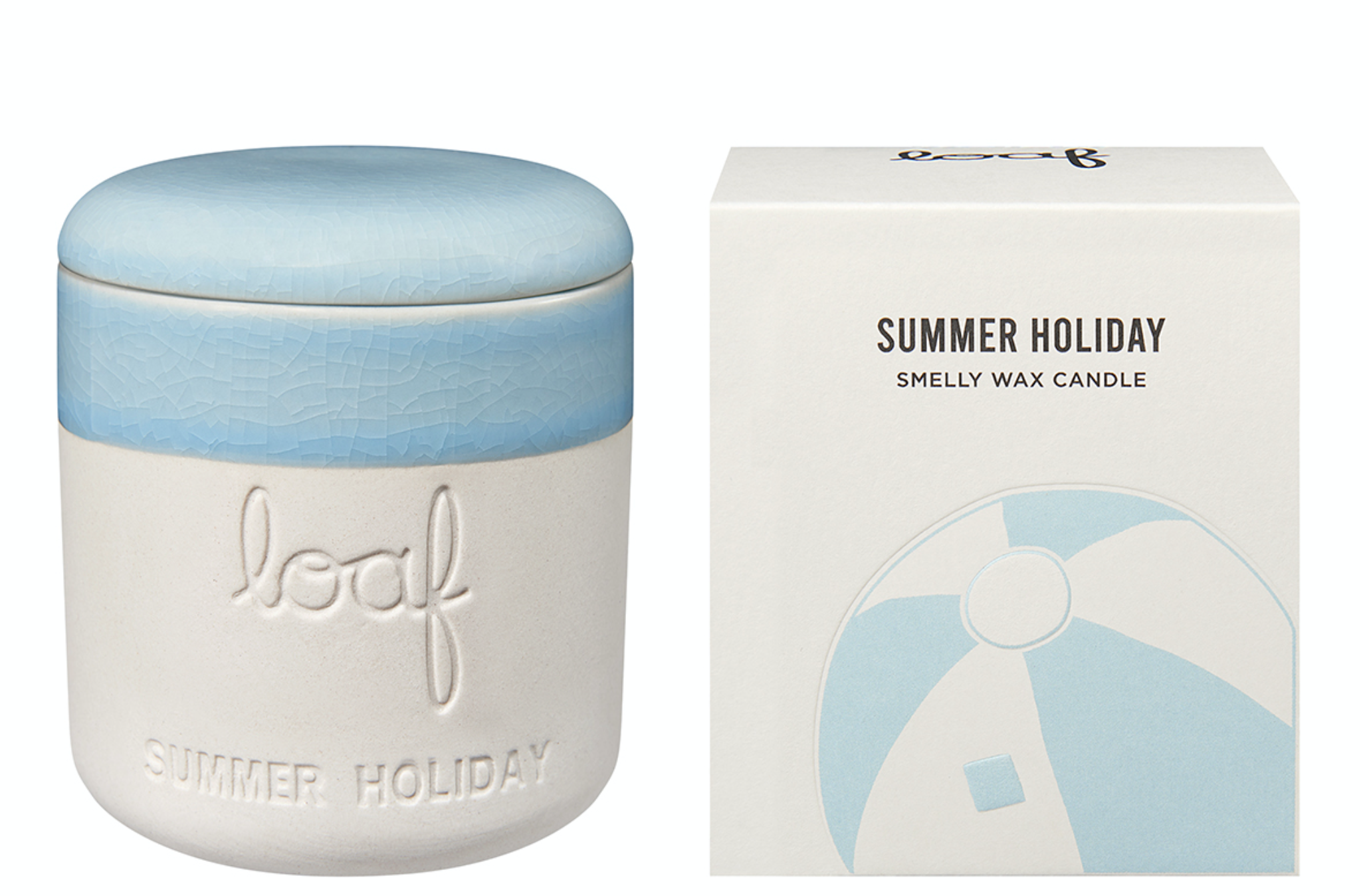 Furniture company Loaf has got in on scented candles, its cost £40