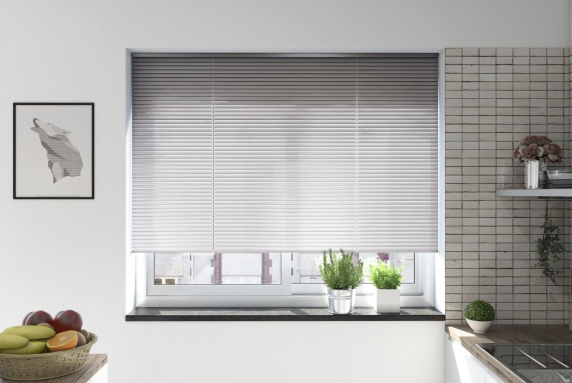 Venetian blinds have been popular for decades