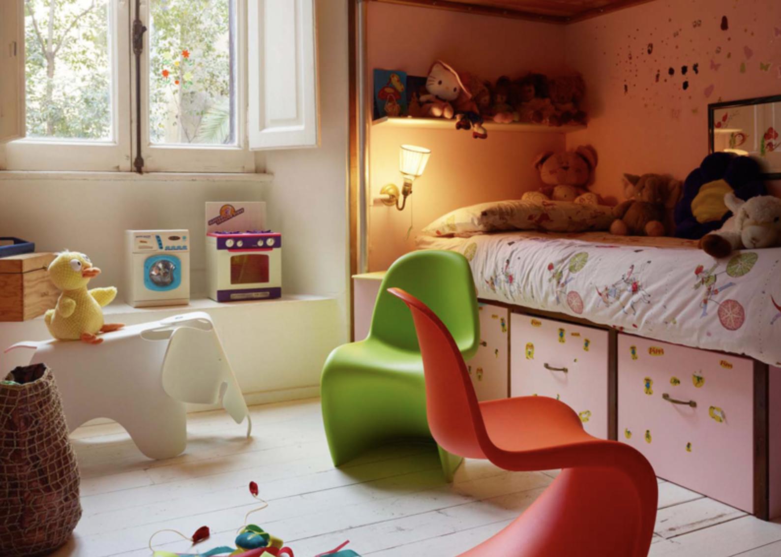 Vitra design kids' furniture
