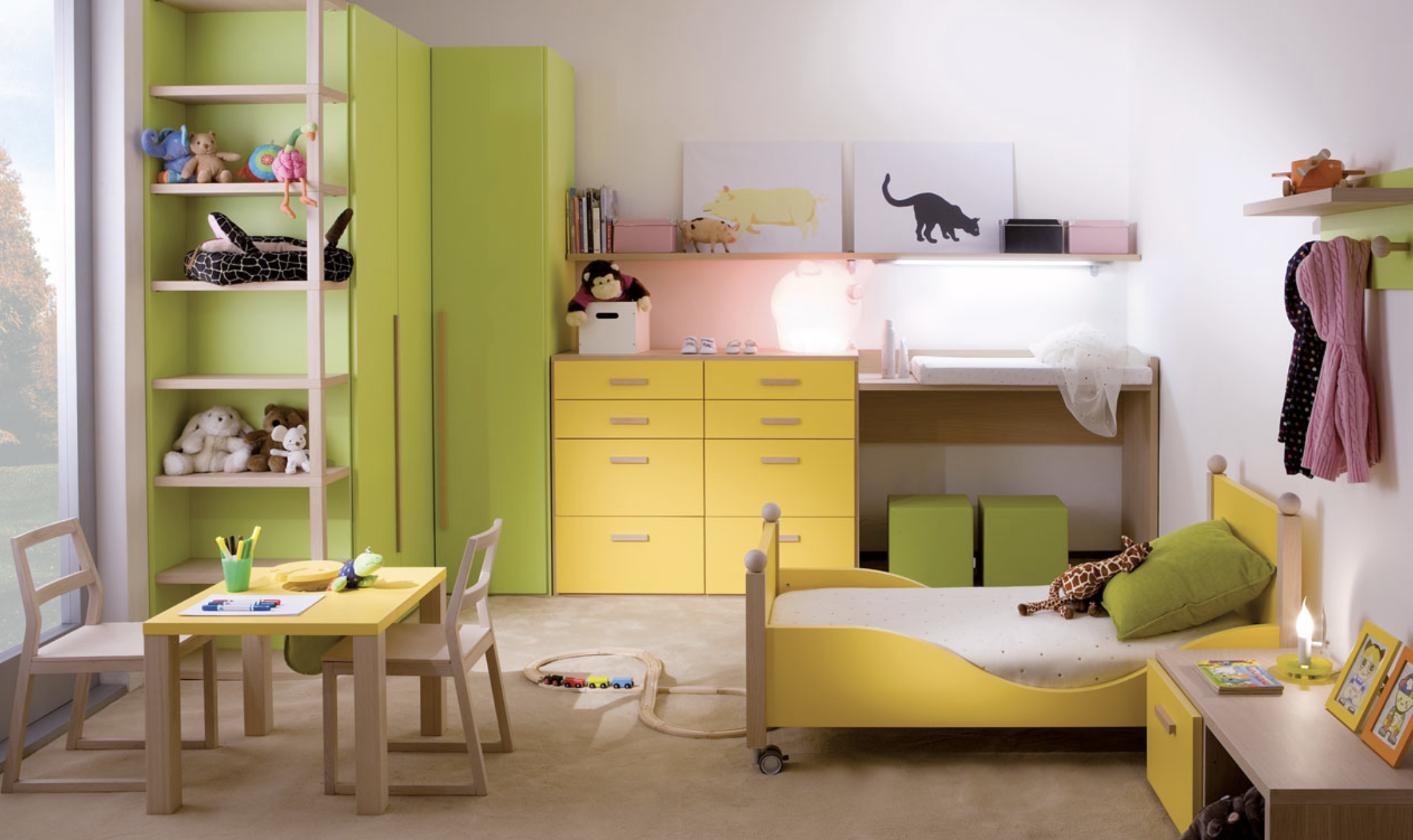 Top of the range, Collezione 7004 for children from Italy's Dearkids.it