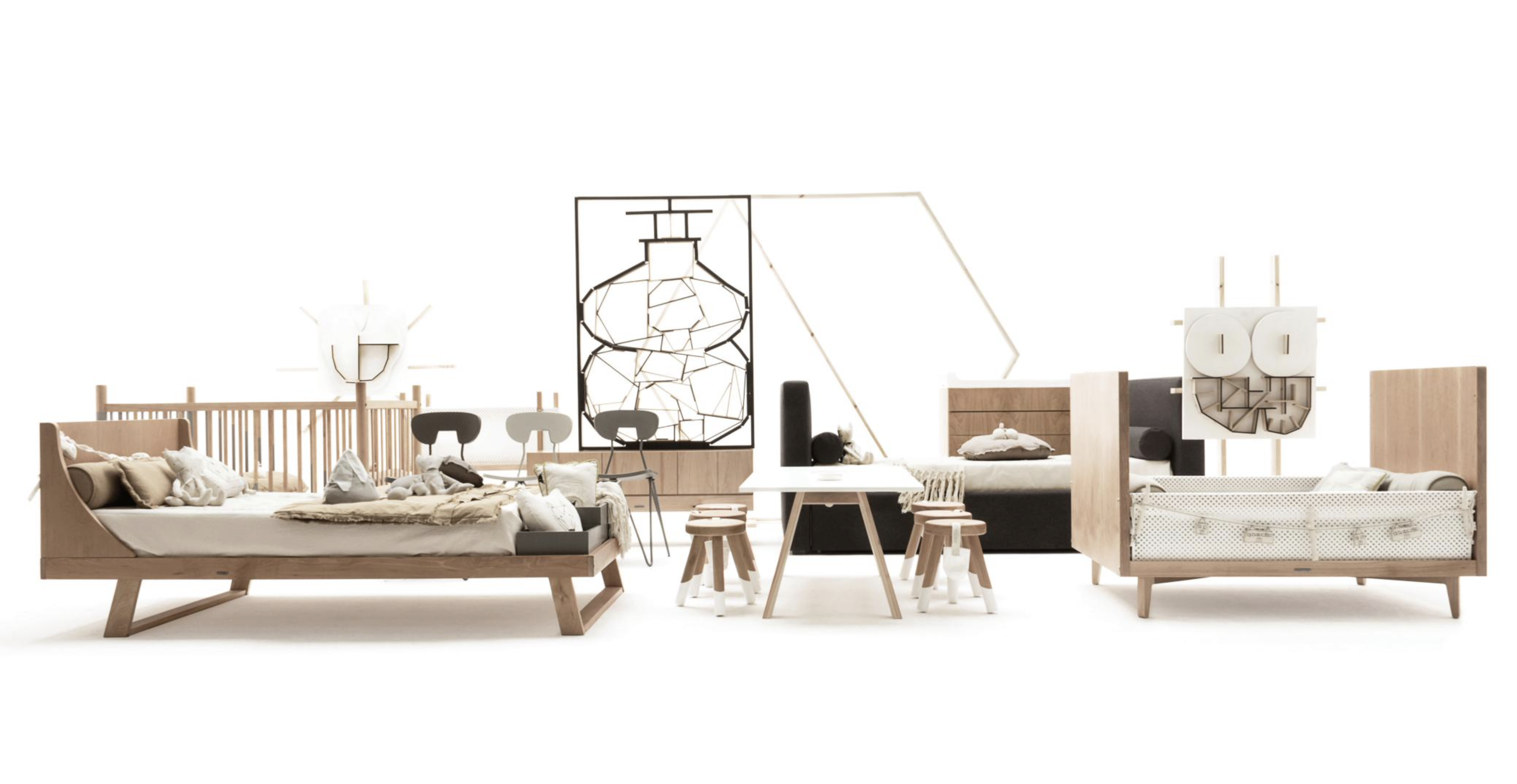 Buenos Aires based Krethaus offers modern design for children that will stand the test of time