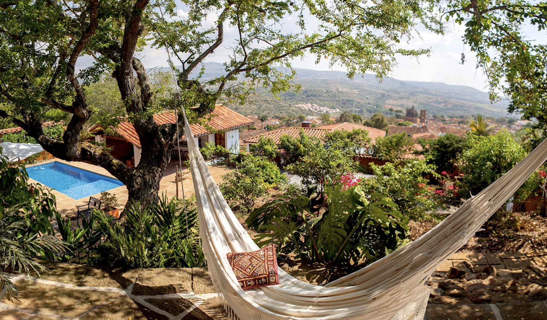Colombia wants sustainable touristm