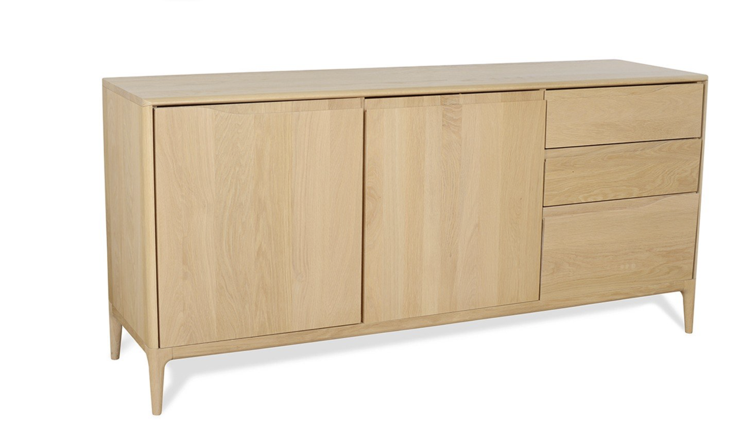 A lovely wooden sideboard from Ercol at Heal's