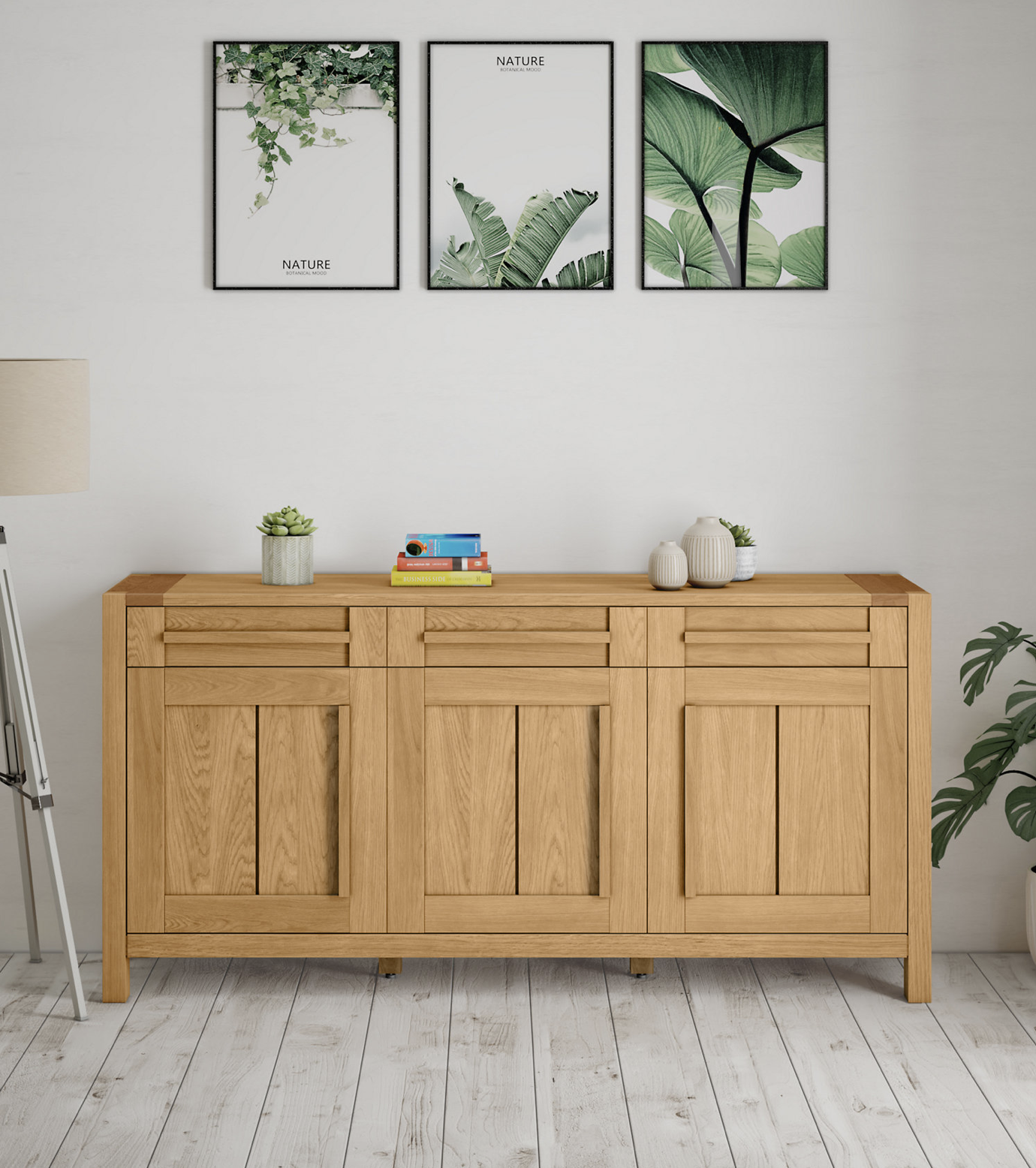 Sonoma sideboard, oak and oak veneer, £799 at M&S