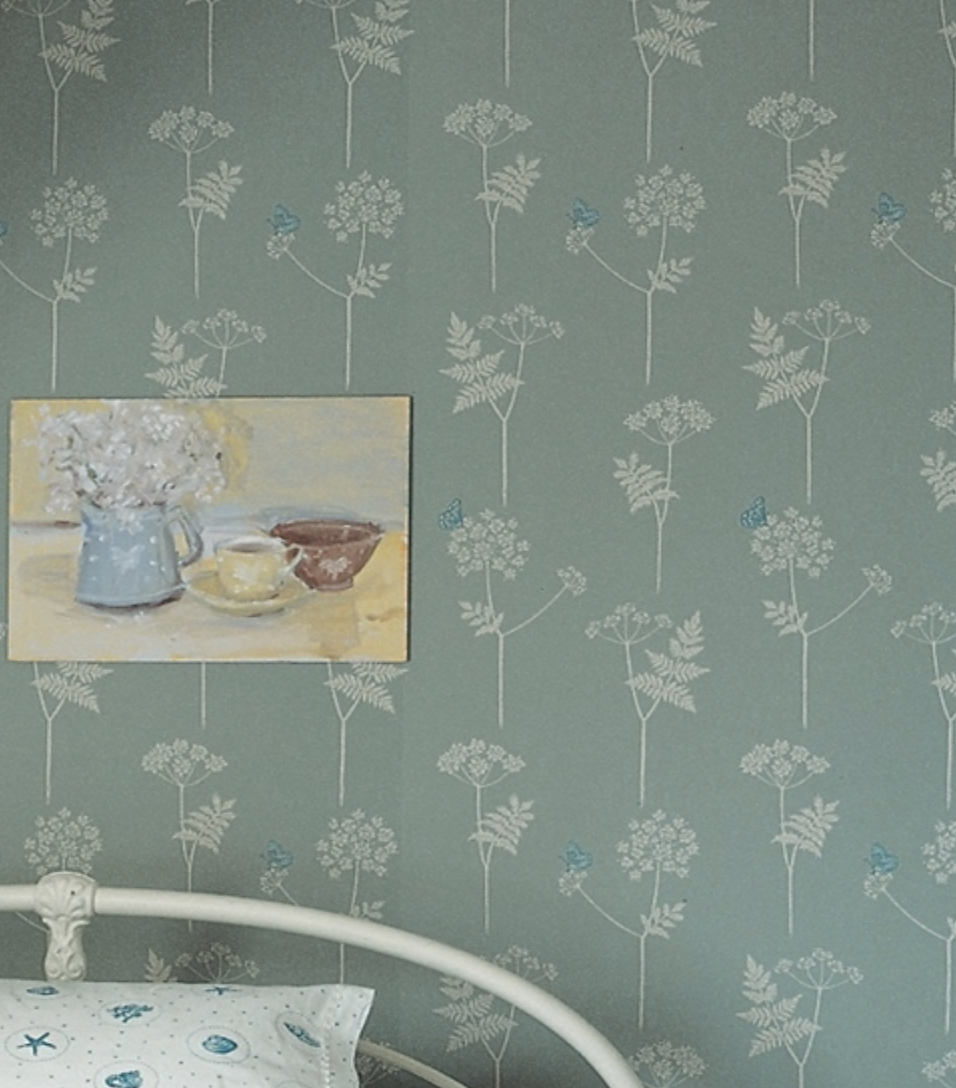 Vanessa Arbuthnott wallpapers are printed on paper not vinyl
