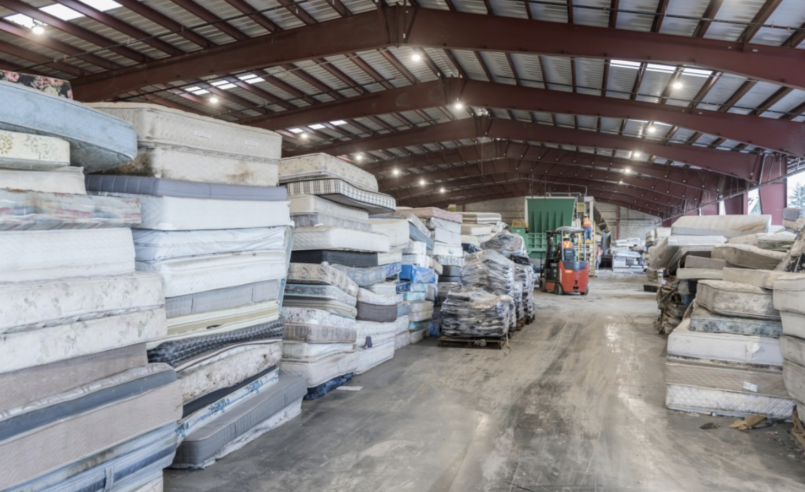 mattresses should be recycled not landfilled