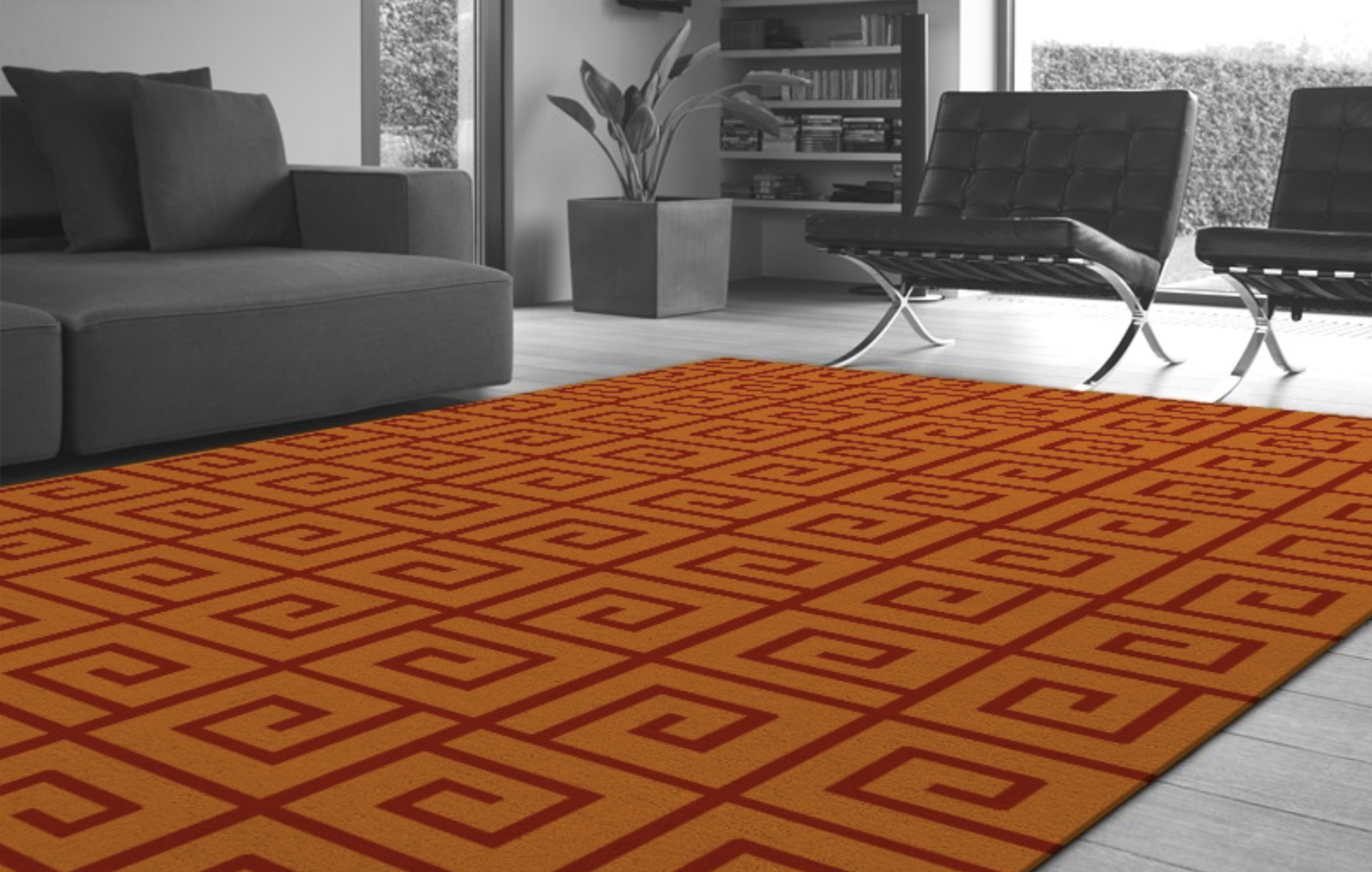 Design your own rug with Rug Couture