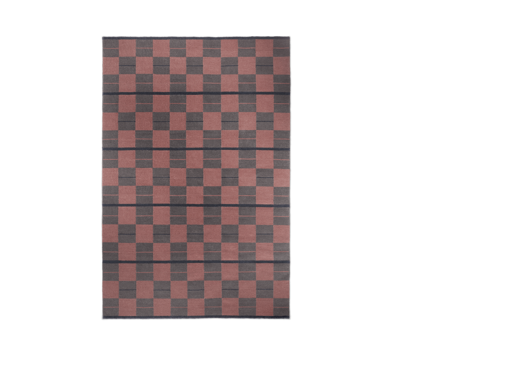 Nordic Knots offer well priced New Zealand wool flatweave rugs in contemporary designs and colourway