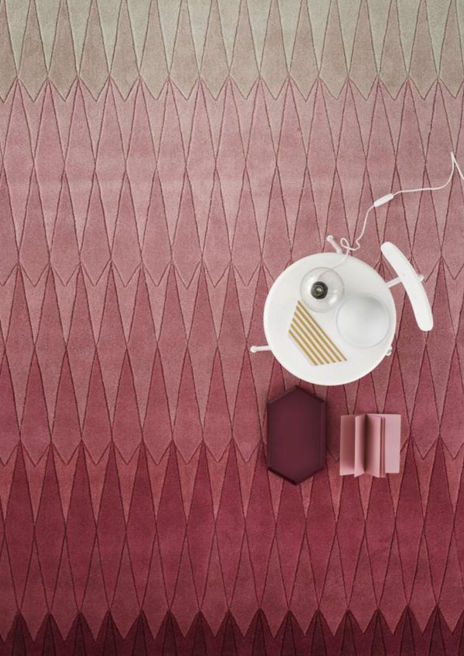Denmark's Linie Designs make contemporary Scandinavian style rugs