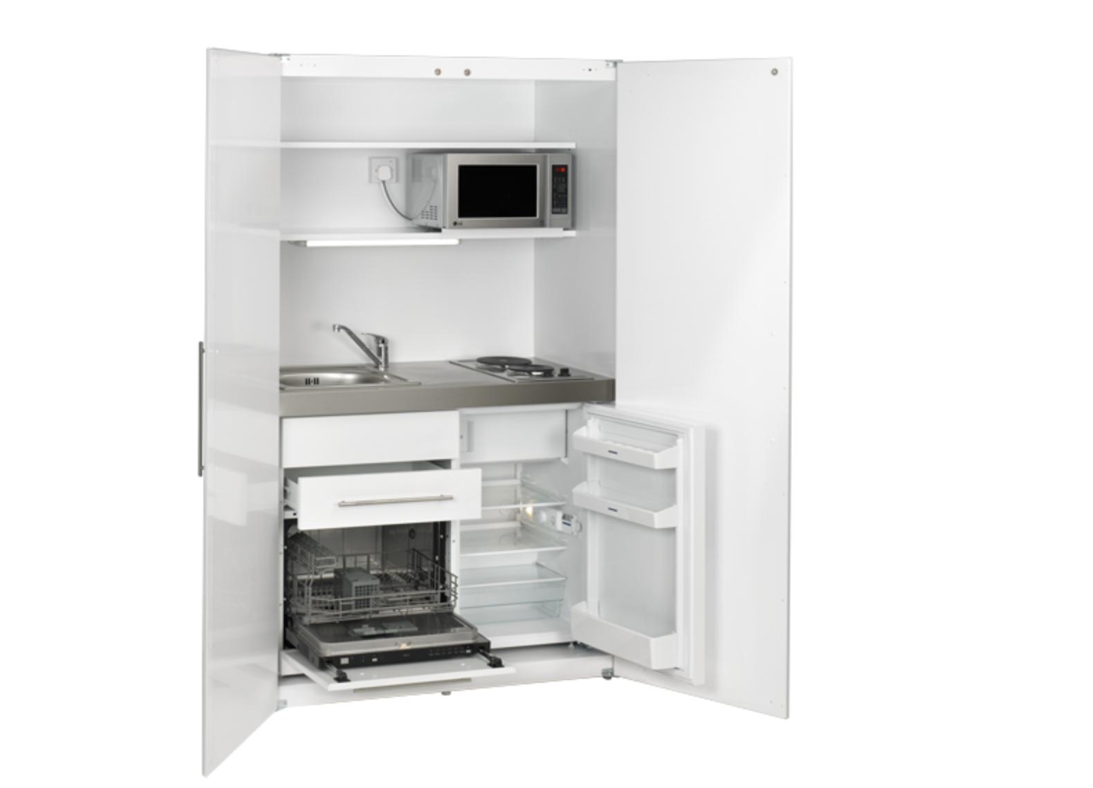 Elfin Kitchens' Kitchen in a Cupboard, From £1424
