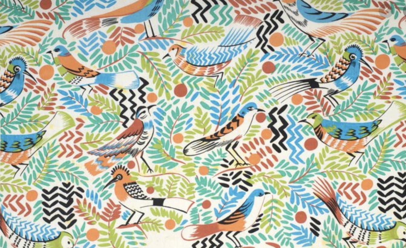 Collier Campbell Egyptian Birds
