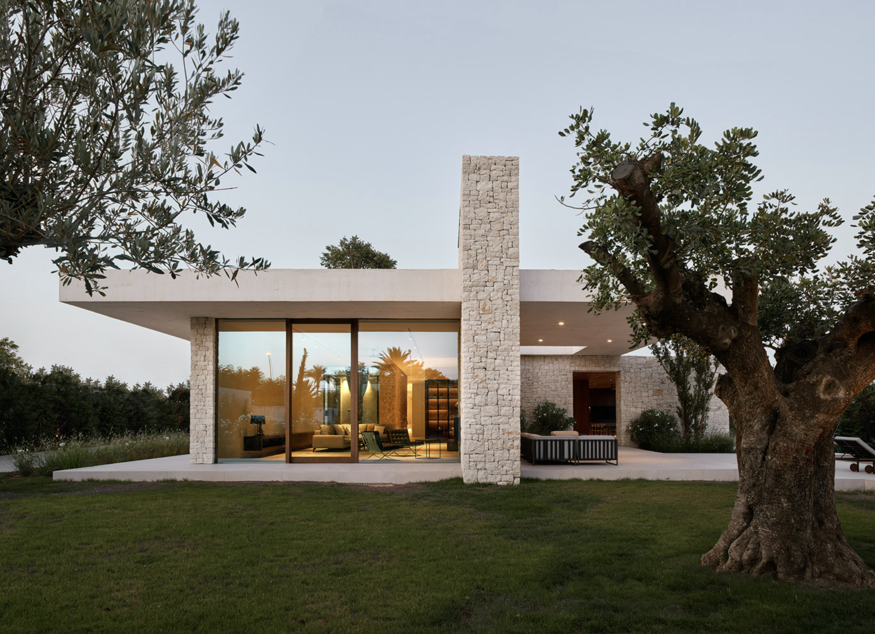 Ramon Esteve's Madrigal House is perfect for summer living