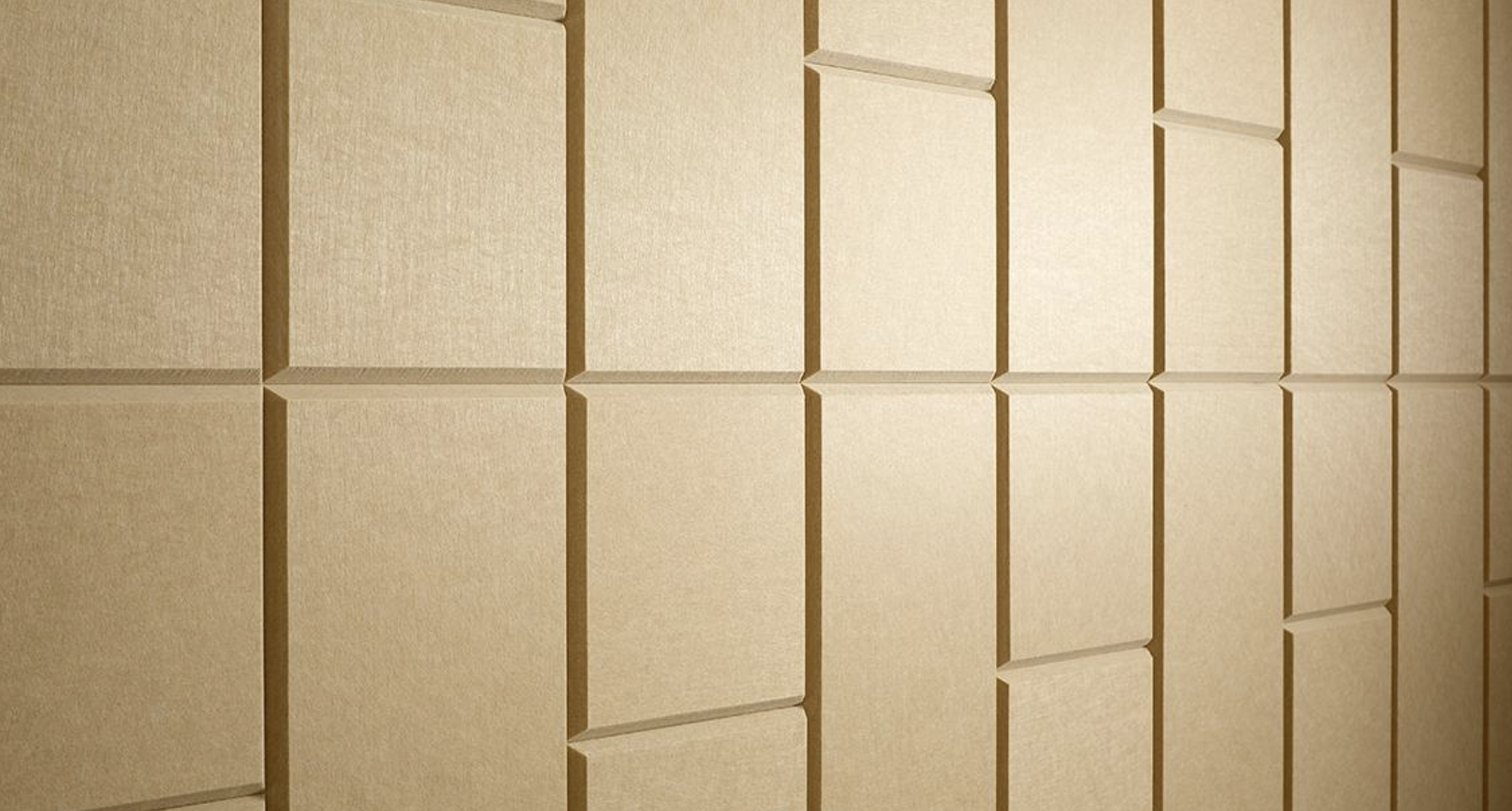 acoustic tiles made from EchoPanel