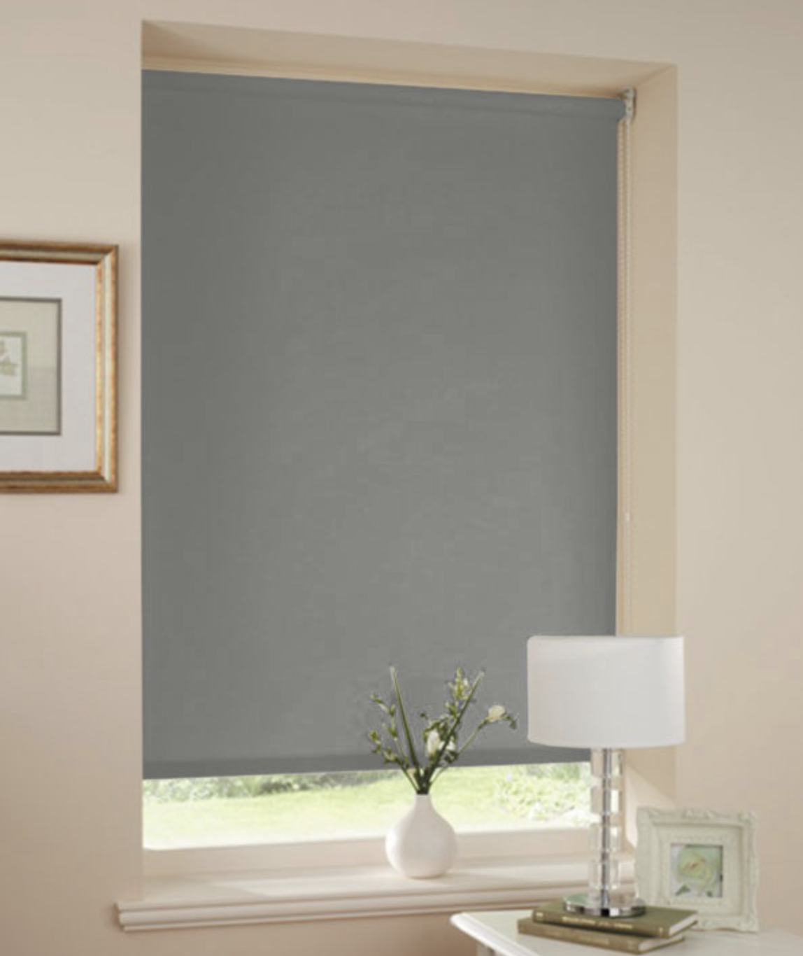 For bedrooms, blackout roller blinds are ideal