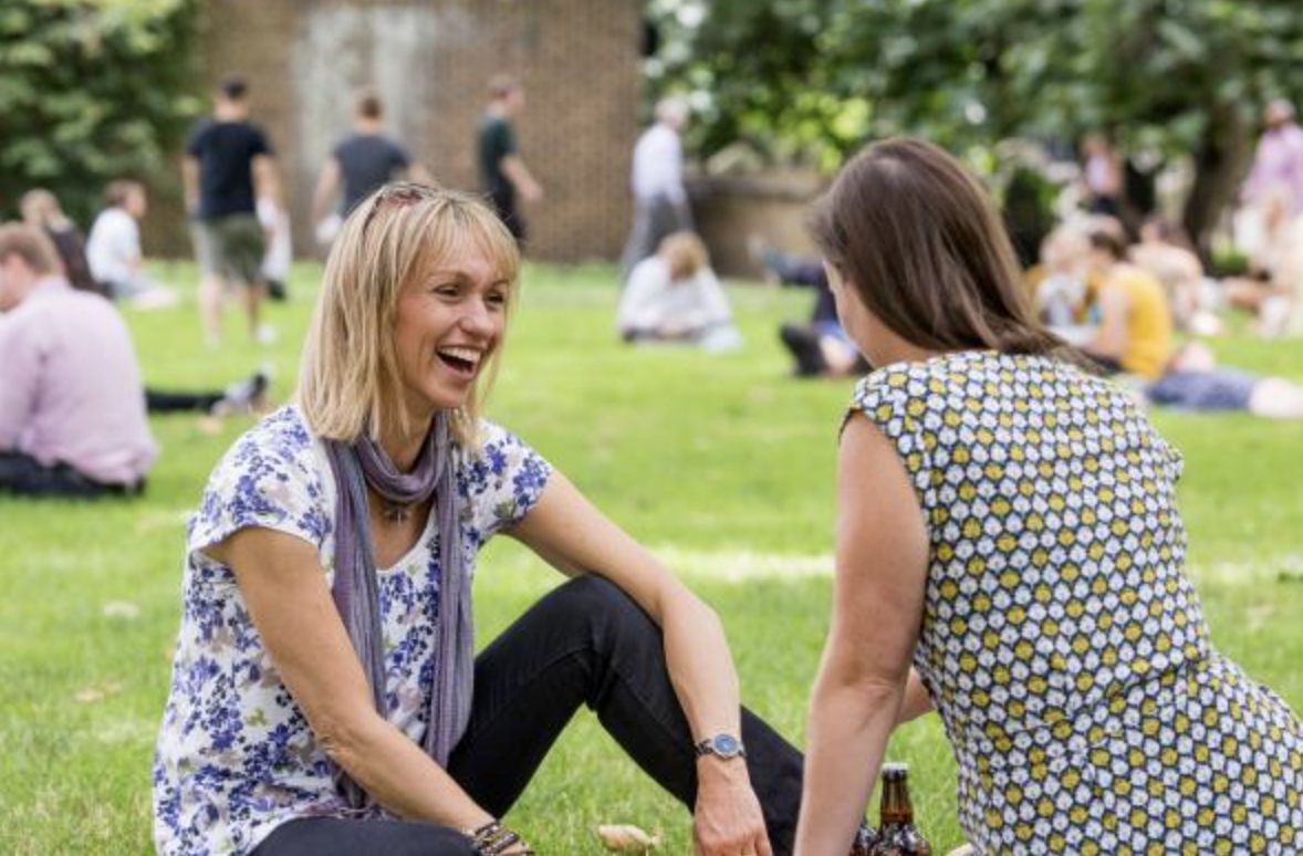 All Michaela Strachan wants is...for you and me to plant trees